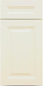 Avalon White Kitchen Cabinets