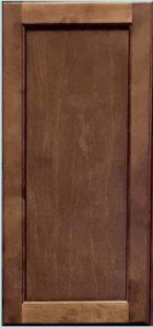 Legacy Flat Panel kitchen cabinets
