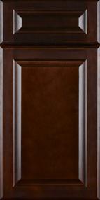Quincy Espresso RTA Cabinets