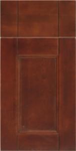 Wurzburg frameless kitchen cabinets