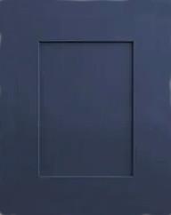 Lancaster Blue Cabinets
