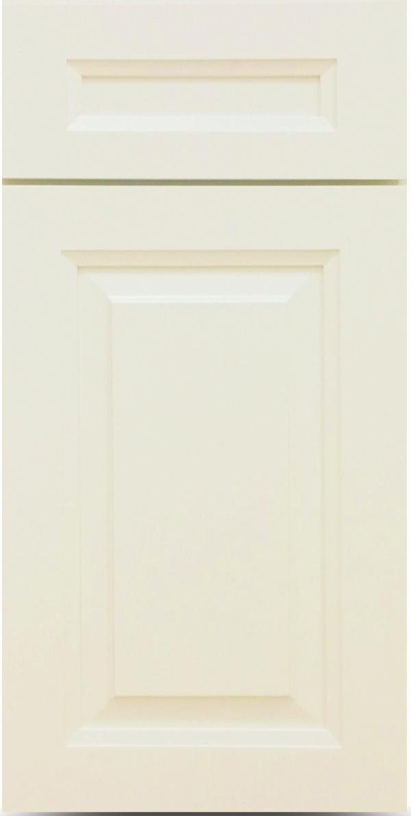 Avalon White Cabinets