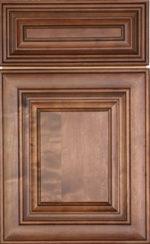 Charleston Walnut Cabinets