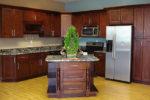 Cherry Shaker RTA cabinets