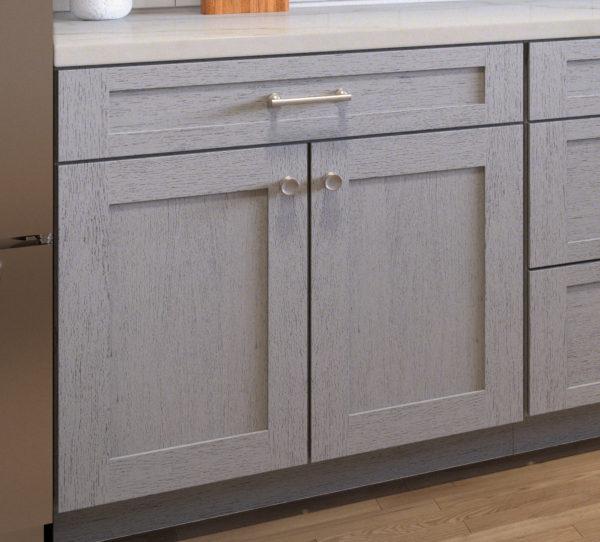 Nova Gray shaker kitchen