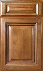 New York Glaze Cabinets