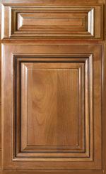 NY Glaze Cabinets