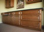 NY Glaze Base cabinets