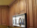 NY Glaze wall cabinets