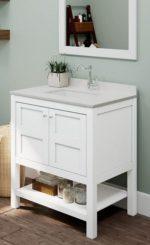 Princeton White Vanity