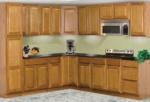 Regal Oak Kitchen