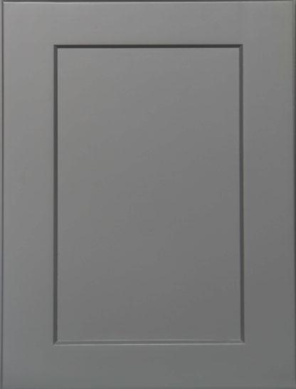 Shaker Gray Sample Door