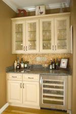 Charleston Tapioca Cabinets