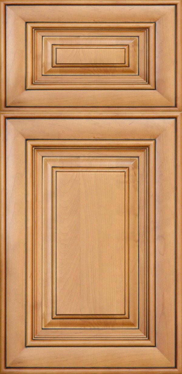 Charleston Toffee Cabinets
