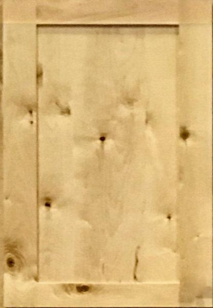 Rustic Woodland Sample door