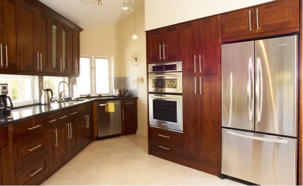 Wurzburg kitchen cabinets